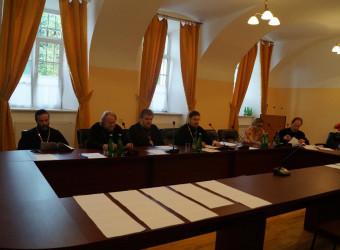 Настоятель храма возглавил комиссию по приему итогового междисциплинарного экзамена Калужской духовной семинарии