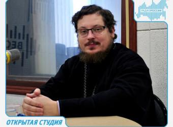 Настоятель храма выступил в прямом эфире «Радио России — Калуга» на тему Крещения Господня