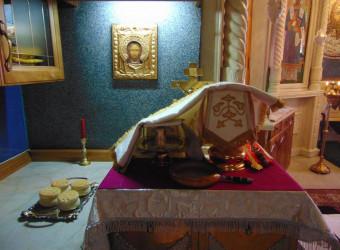 Неделя 13-я по Пятидесятнице, Отдание праздника Преображения Господня