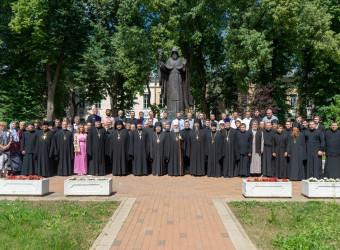 Протоиерей Сергий Третьяков принял участие в торжественном выпускном акте Калужской духовной семинарии