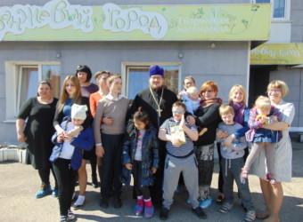 Представитель епархии провел мероприятие для детей с особенностями развития