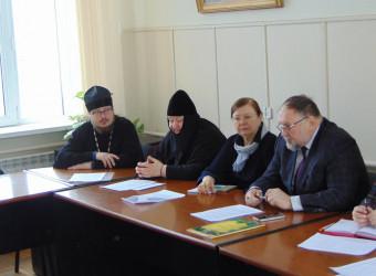 Состоялось заседание Оргкомитета по подготовке и проведению I Международной выставки-ярмарки «Мир и Клир» в Малоярославце