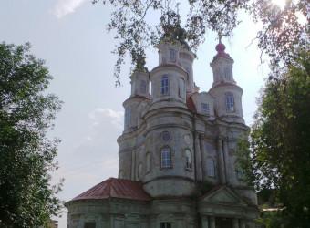 Протоиерей Сергий Третьяков: Храм Космы и Дамиана восстановить за счет бабушкиных приношений сложно