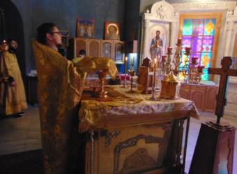 Воскресенье, 6 августа. Неделя 9-я по Пятидесятнице, святых благоверных князей Бориса и Глеба