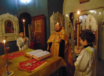 Неделя 25-ая по Пятидесятнице. Святителя Иоанна Златоуста
