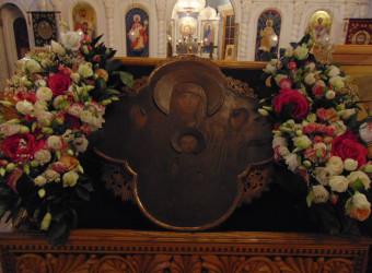 Неделя 27-ая по Пятидесятнице. Иконы Божией Матери «Знамение»