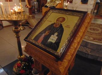Преподобного Никона Радонежского