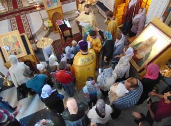 Неделя 12-я по Пятидесятнице. Молебен на начало учебного года