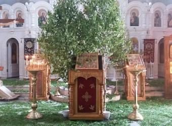 День Святой Троицы – один из самых близких русским людям христианских праздников