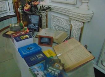В рамках празднования Дня Православной книги в храме прошла благотворительная акция по раздаче православной литературы
