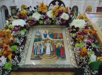 Неделя 20-я по Пятидесятнице, Покров Пресвятой Богородицы