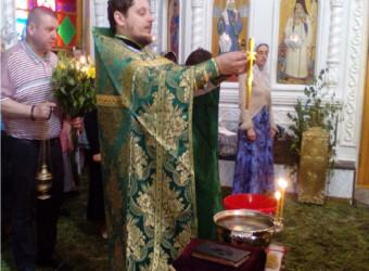 Седмица первая по Пятидесятнице. День Святого Духа