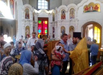 Неделя 6-я по Пятидесятнице. Калужской иконы Божией Матери