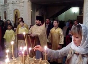 Неделя 14-я по Пятидесятнице. Отдание праздника Рождества Пресвятой Богородицы