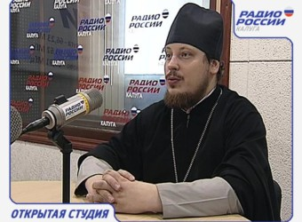 Выпуск передачи «Открытая студия», посвященный теме «Православная культура. 1028 лет Крещения Руси»