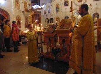 Неделя 23-я по Пятидесятнице, Казанской иконы Пресвятой Богородицы