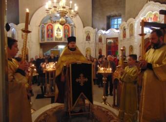 Неделя 24-я по Пятидесятнице, преподобномученицы Анастасии Римлянины