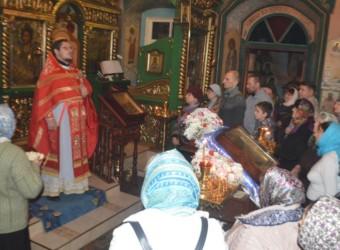 Великомученицы Параскевы Пятницы