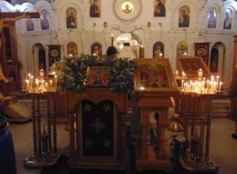 Неделя 34-я по Пятидесятнице, по Богоявлении. Собор св. Иоанна Крестителя