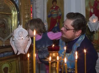 Протоиерей Сергий Третьяков рассказал о празднике Владимирской иконы Божией Матери