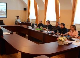 Настоятель храма принял участие в работе Аттестационной комиссии по защите выпускных квалификационных работ в Калужской духовной семинарии