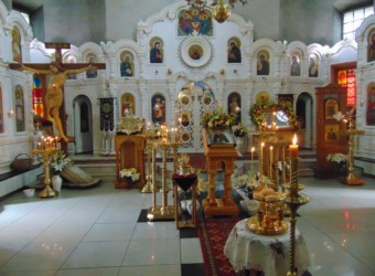 Обретение мощей преподобного Сергия, игумена Радонежского