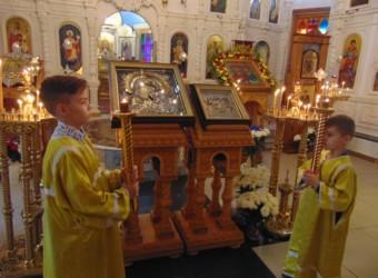 Неделя 5-я по Пятидесятнице, Казанской иконы Божией Матери