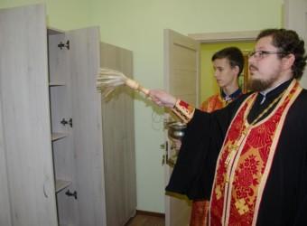 К 225-летнему юбилею храма святых Космы и Дамиана освятили новые помещения для Воскресной школы