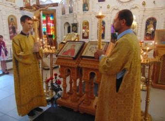 Неделя 7-я по Пятидесятнице, Мироносицы равноап. Марии Магдалины