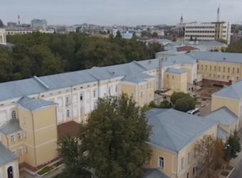 Протоиерей Сергий Третьяков принял участие в создании фильма, посвященного 220-летию Калужской епархии
