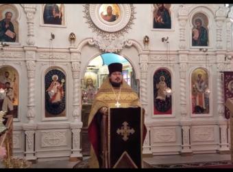 Проповедь протоиерея Сергия Третьякова в Неделю 18-ю по Пятидесятнице