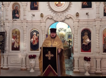 Проповедь протоиерея Сергия Третьякова в Неделю 23-ю по Пятидесятнице о милосердном самарянине