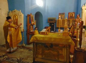 Неделя 23-я по Пятидесятнице, великомученика Мины