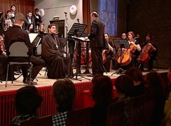 В Калужском Доме музыки состоялся благотворительный концерт, посвященный 225-летию храма