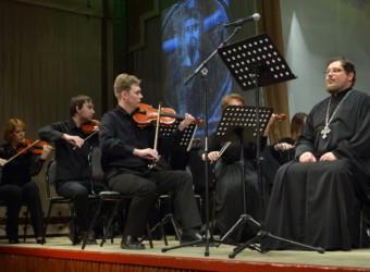 В газете «Знамя» вышла статья о благотворительном концерте к юбилею храма