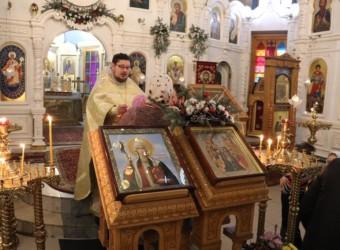 Отдание Крещения Господня, святой равноапостольной Нины, просветительницы Грузии