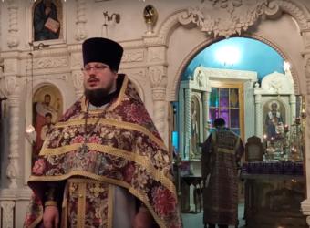 Проповедь протоиерея Сергия Третьякова в Неделю Торжества Православия