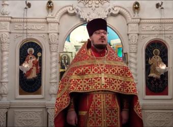 Проповедь протоиерея Сергия Третьякова в Неделю 5-ю по Пасхе, о самаряныне
