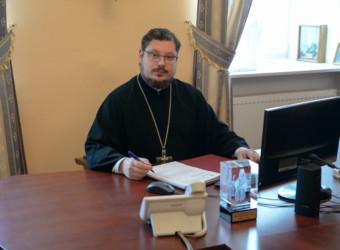 Интервью протоиерея Сергия Третьякова о жизни Калужской духовной семинарии