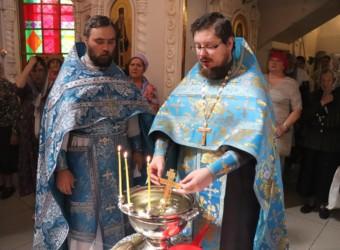 Казанской иконы Пресвятой Богородицы