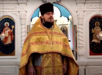 Проповедь протоиерея Сергия Третьякова в Неделю 15-ю по Пятидесятнице, перед Воздвижением
