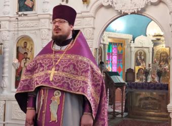 Проповедь протоиерея Сергия Третьякова в праздник Всемирного Воздвижения Честного и Животворящего Креста Господня