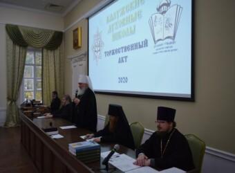 Протоиерей Сергий Третьяков принял участие в торжественном годичном акте Калужских духовных школ