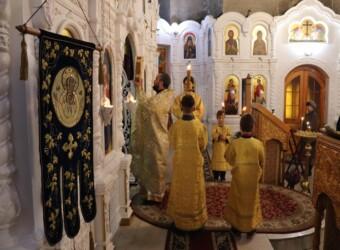 Неделя 19-я по Пятидесятнице. Собор Московских святителей