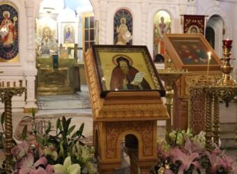Преподобного Амвросия Оптинского