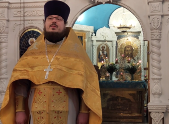 Проповедь протоиерея Сергия Третьякова в Неделю 26-ю по Пятидесятнице: притча о безумном богаче