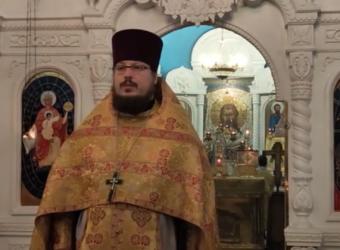 Проповедь протоиерея Сергия Третьякова в Неделю 29-ю по Пятидесятнице, святых праотец