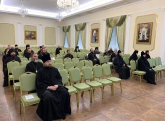 Настоятель храма принял участие в годовом собрании Калужской епархии