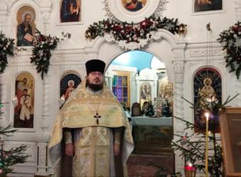 Проповедь протоиерея Сергия Третьякова в Неделю 31-ю по Пятидесятнице, по Рождестве Христовом