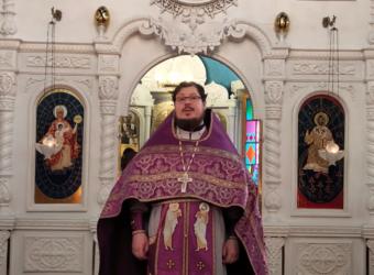 Проповедь протоиерея Сергия Третьякова в Неделю 2-ю Великого поста
